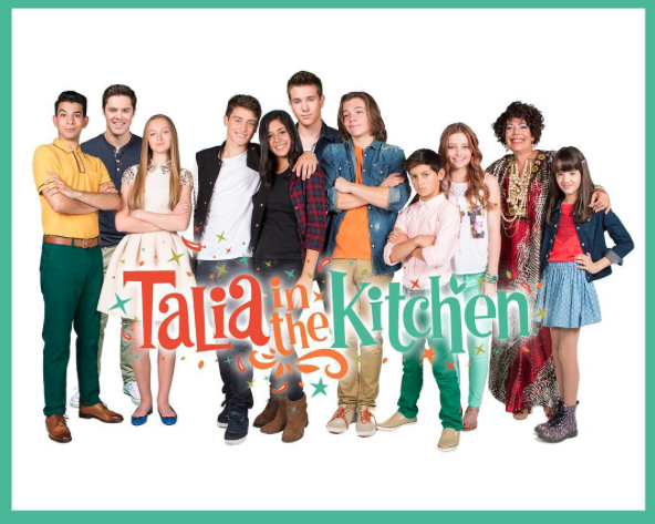 Article How Did The Talia In The Kitchen Cast Celebrate Christmas Find Out Here Alexisjoyvipaccess
